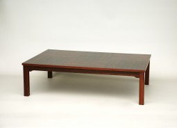 Large Rosewood Coffee Table from Denmark