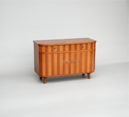 Art Deco Console Cabinet/Small Sideboard