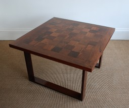 Danish Rosewood Coffee Table by Poul Cadovius