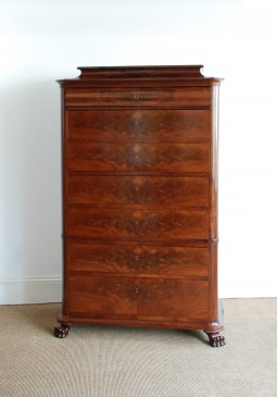 Antique Scandinavian Tallboy