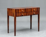Stylish Rosewood Side Table from Scandinavia