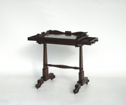 George IV Mahogany Work Table, Gillows Quality