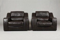 Superb Quality Leather Suite by Ilva of Denmark