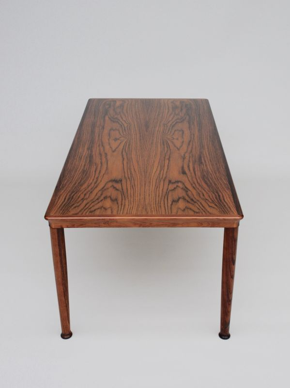 ... Danish Rosewood Coffee Table By Vejle Stole Mobelfabrik ...