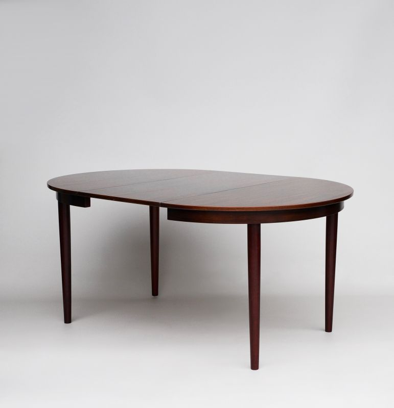 Danish Extending Dining Table In Rosewood Tables And Desks Apollo Antiques