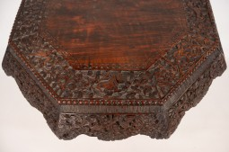 Antique Anglo-Indian Colonial Padouk Table
