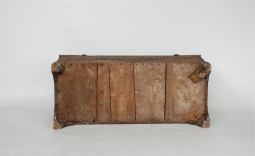 Georgian Elm Coffer