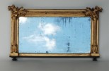 William IV Gilt Overmantle Mirror